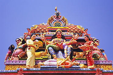 Singapore, Sri Krishnan Temple.