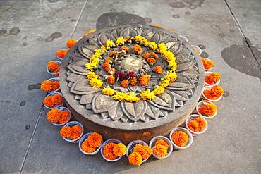 Ratnachankramas By The Mahabodi Temple, Bodhgaya, Bihar, India