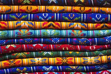 Maya Textiles, San Juan Chamula, Chiapas, Mexico