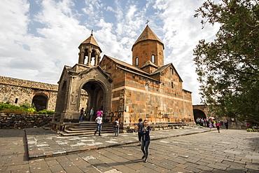 Church of the Holy Mother of God (Surb Astvatzatzin) at Khor Virap Monastery, Ararat Province, Armenia