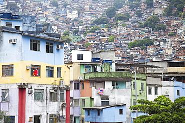Favelas, Rocinha, Rio de Janeiro, Brazil
