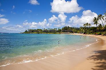 Tranquil Napili Bay, Napili, Maui, Hawaii, United States of America