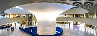 Interior of Toronto City Hall, Toronto, Ontario, Canada