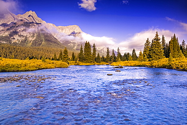 Height of the Rockies Provincial Park, British Columbia, Canada