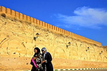 City Wall, Medina, Meknes, Morocco, North Africa, Africa