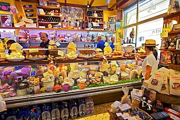 Delicatessen, Ortygia, Syracuse, Sicily, Italy, Europe