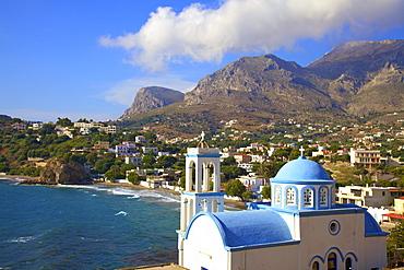 Church at Kantouni, Kalymnos, Dodecanese, Greek Islands, Greece, Europe