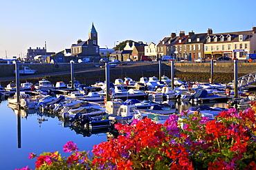 St. Sampson's Marina, Guernsey, Channel Islands, United Kingdom, Europe