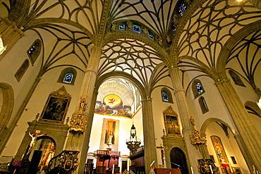 Santa Ana Cathedral, Vegueta Old Town, Las Palmas de Gran Canaria, Gran Canaria, Canary Islands, Spain, Atlantic, Europe