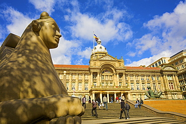 Council House, Victoria Square, Birmingham, West Midlands, England, United Kingdom, Europe