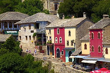 Mostar, Bosnia, Bosnia-Herzegovina, Europe