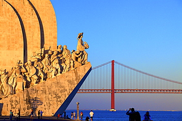 Monument to the Discoveries, Belem, Portugal, Iberian Peninsula, South West Europe