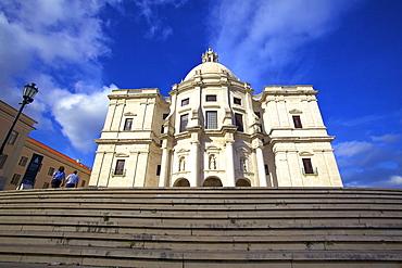 National Pantheon, Lisbon, Portugal, Iberian Peninsula, South West Europe