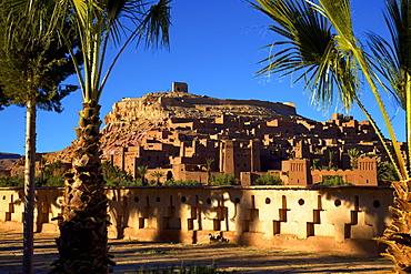Ait-Benhaddou Kasbah, Morocco, North Africa