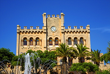 Town Hall, Ciutadella, Menorca, Balearic Islands, Spain, Europe