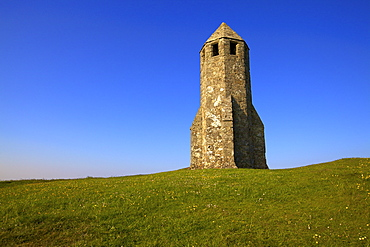 St. Catherine's Oratory, Isle of Wight, England, United Kingdom, Europe