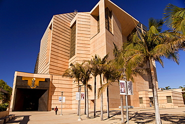Cathedral of Our Lady of the Angels, Downtown Los Angeles, California, USA / L.A.
