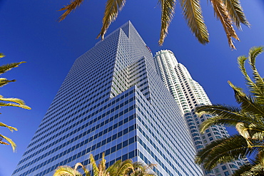 Citibank Tower, Downtown Los Angeles, California, USA / L.A.