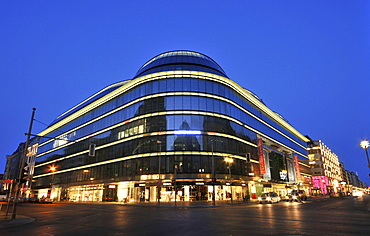 Galeries Lafayette Quartier 207, shopping mall, Friedrichstrasse, Mitte, Berlin, Germany