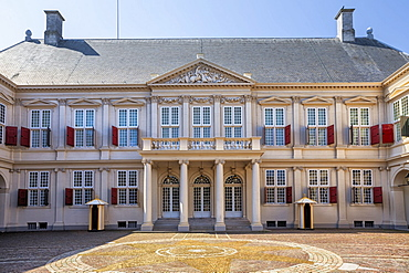 Noordeinde Palace, The Hague, South Holland, Netherlands