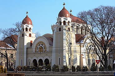 romanian orthodox church Birth of the Blessed Virgin Mary, Timisoara, Banat, Rumania