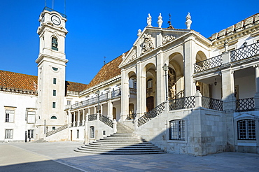 Law Faculty, Coimbra University, Beira Province, Portugal, Unesco World Heritage Site