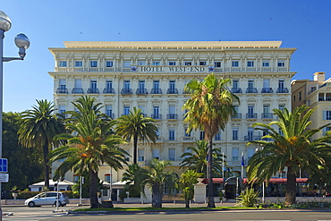 Hotel West End, Nice, Cote d?Azur, France
