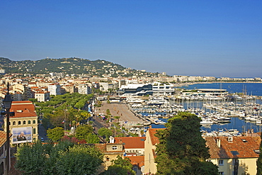 Marina, Cannes, French Riviera, France