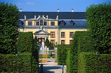 Castle Herrenhausen, Hanover, Lower Saxony, Germany