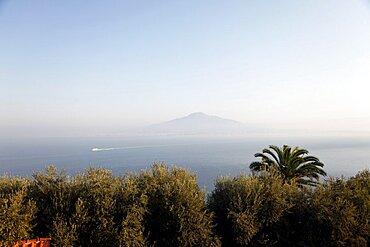 Mount Vesuvius, Naples, Campania, Italy, Europe