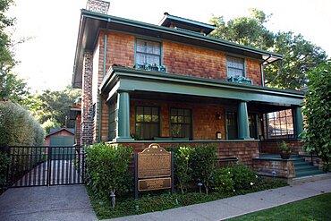 Birthplace of HP and Silicon Valley, Palo Alto, California, United States of America, North America