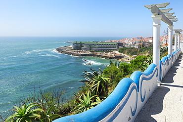 Praia do Sul beach, Ericeira, Lisbon Coast, Portugal, Europe