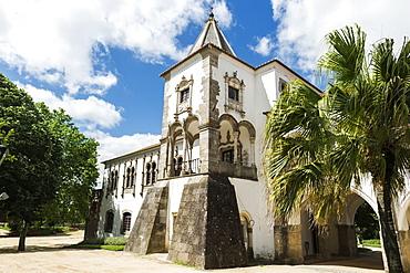 Don Manuel Royal Palace, Pavilion, Public Garden Merendas, UNESCO World Heritage Site, Evora, Alentejo, Portugal, Europe