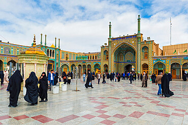 Hazrat-e Masumeh, Shrine of Fatima al-masumeh , Qom, Iran