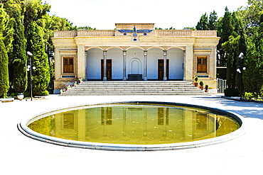 Zoroastrian Fire Temple Atashkadeh, Yazd, Iran, Middle East