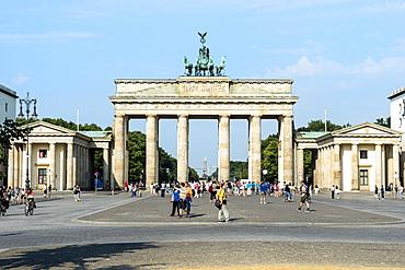 Brandenburger Tor, Berlin, Brandenburg, Germany, Europe