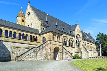 Imperial Palace (Kaiserpfalz), Goslar, UNESCO World Heritage Site, Harz, Lower Saxony, Germany, Europe