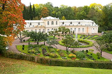 The Grand Orangerie, Peterhof, UNESCO World Heritage Site, near St. Petersburg, Russia, Europe