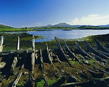 Macleods Tables, Dunvegan, Isle of Skye, Highlands Region, Scotland, UK, Europe