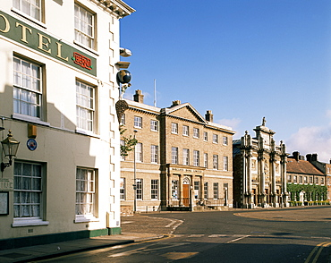 The Market Place, Kings Lynn, Norfolk, England, United Kingdom, Europe