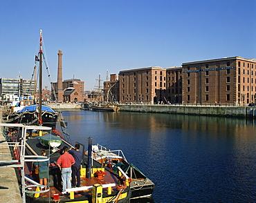 Maritime museum, Liverpool, Merseyside, England, United Kingdom, Europe