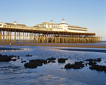The Pier, Hastings, Sussex, England, United Kingdom, Europe