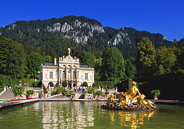 Linderhof Castle, Bavaria, Germany
