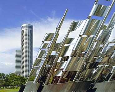 Lim Bo Seng memorial, Singapore, Asia