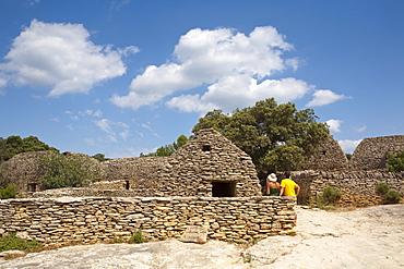 Village des Bories, Gordes, Provence, France, Europe