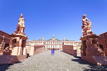 Schloss Rastatt Castle, Rastatt, Black Forest, Baden Wurttemberg, Germany, Europe