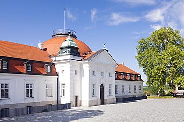 Schiller National Museum, Marbach am Neckar, Neckartal Valley, Ludwigsburg District, Baden Wurttemberg, Germany, Europe