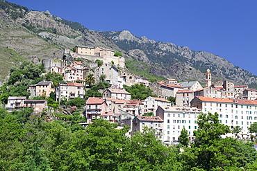 Corte, Corsica, France, Mediterranean, Europe