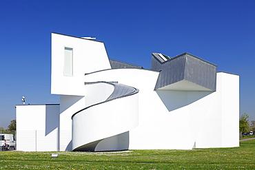Vitra Design Museum, architect Frank Owen Gehry, Weil am Rhein, Markgraefler Land, Black Forest, Baden-Wurttemberg, Germany, Europe