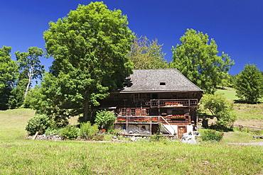Oehlermuehle Mill, Schildwende, Jostal Valley, Titisee-Neustadt, Black Forest, Baden-Wurttemberg, Germany, Europe